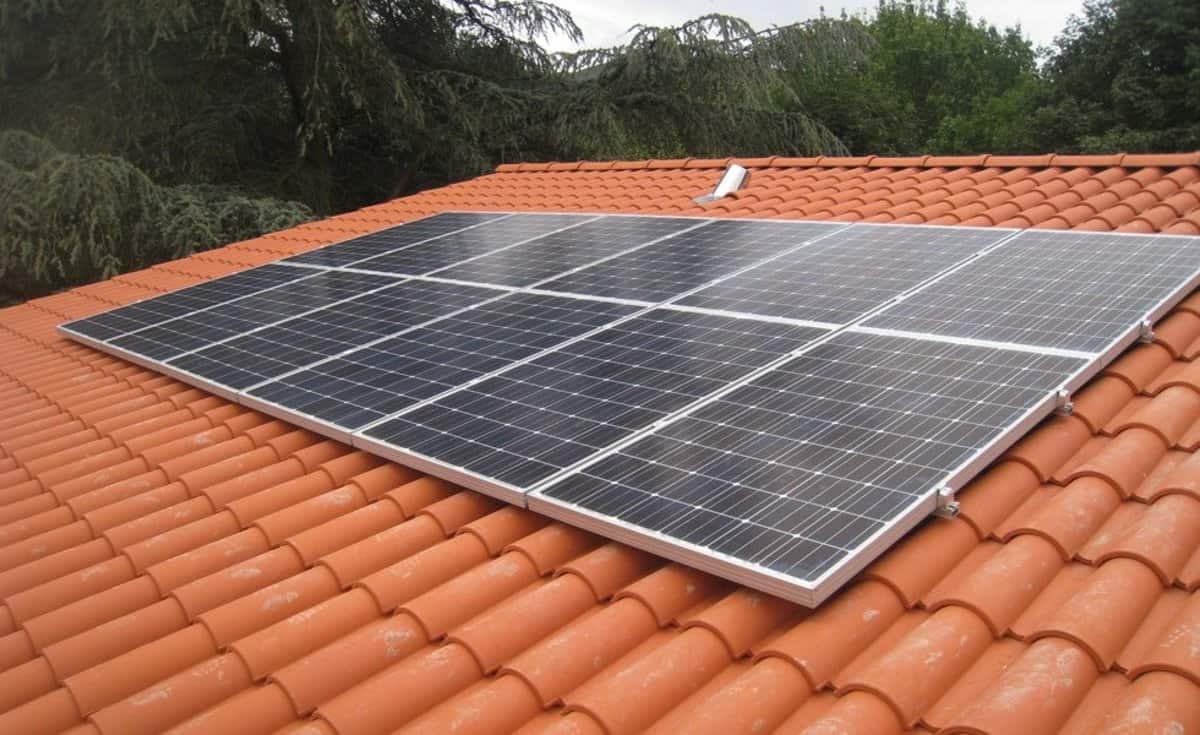 La Provençale du Bâtiment panneaux solaires