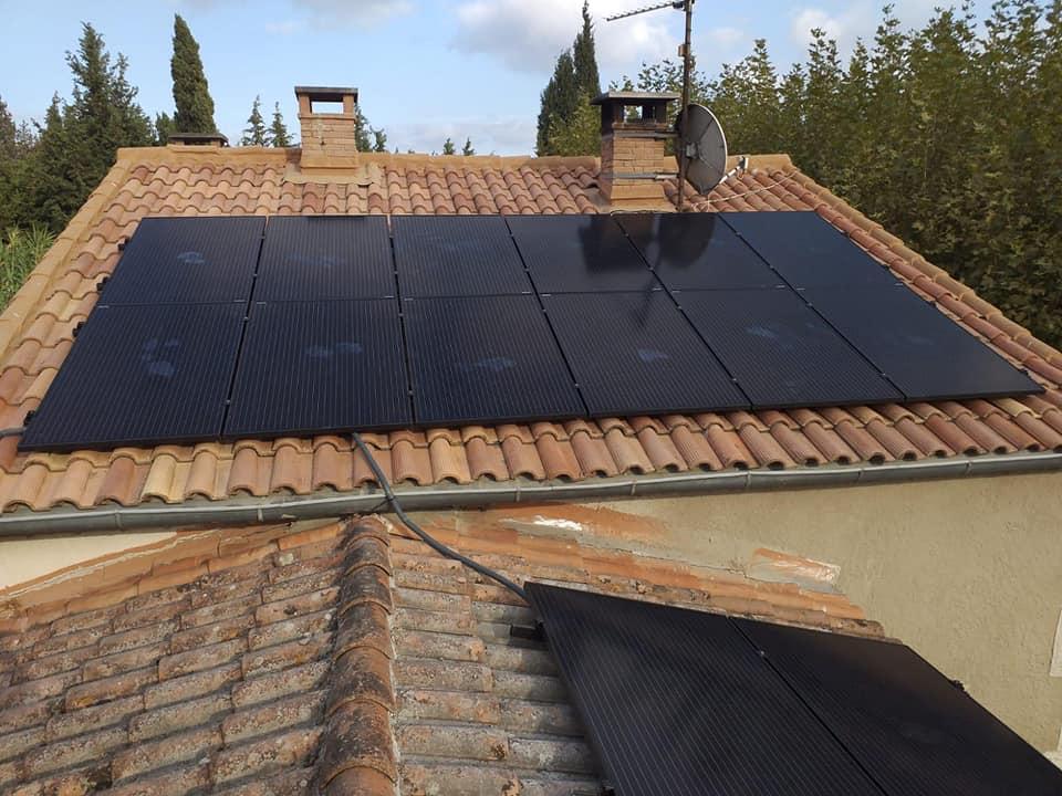 panneaux solaires Provence Energie Solaire Services