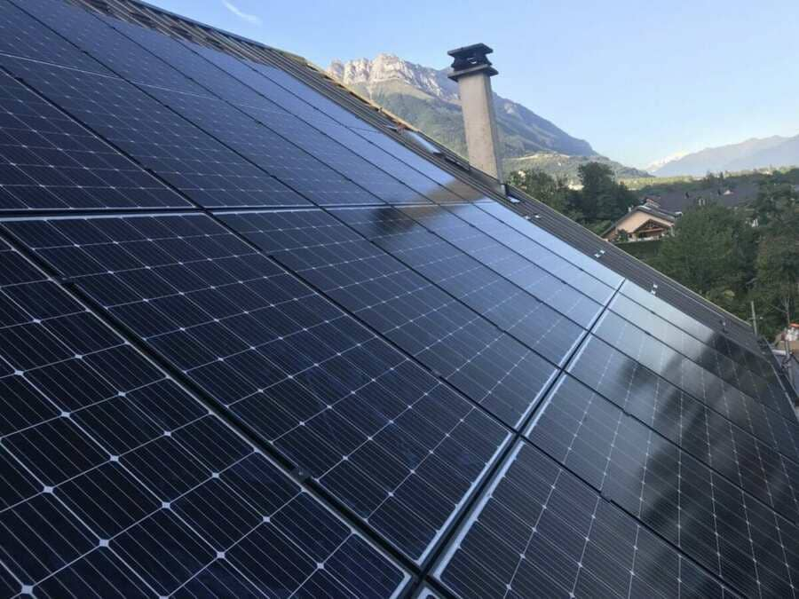 Rosaz Energies projet solaire