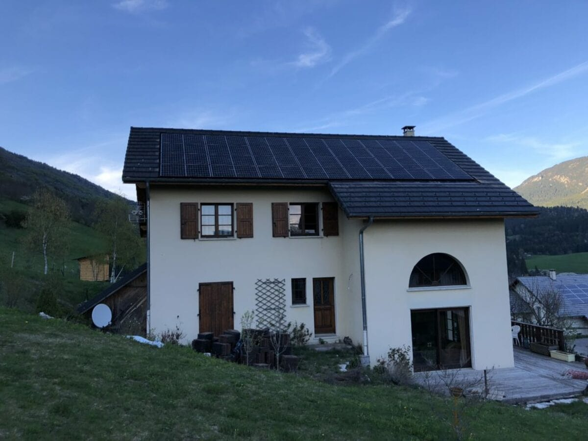 Rosaz Energies installation photovoltaique