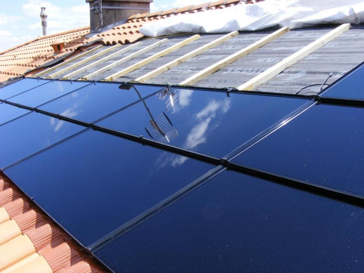 Sarasun panneaux solaires