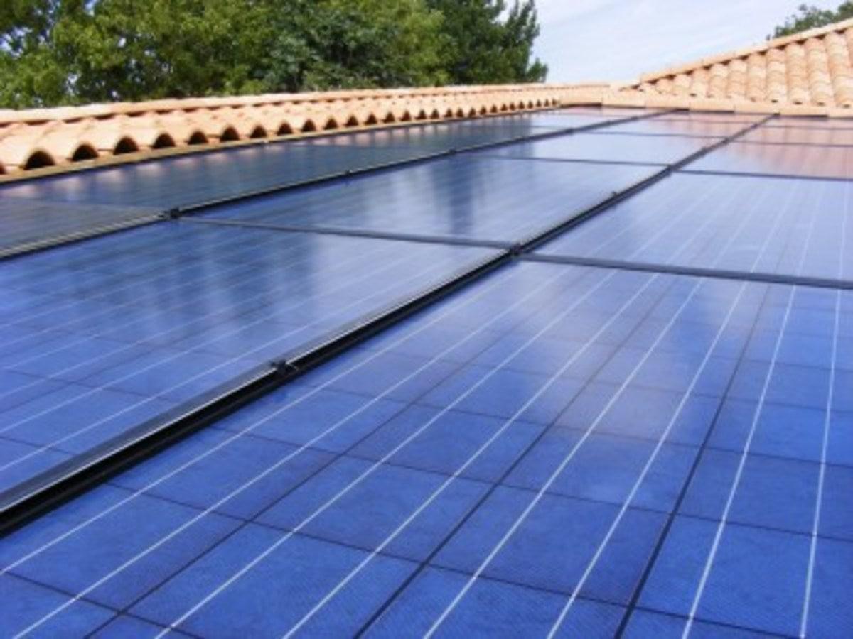 Sarasun installation photovoltaique