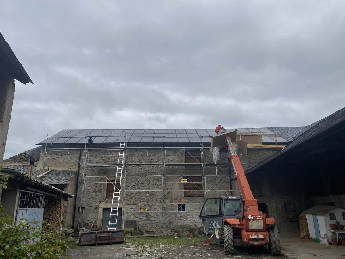 SAS Les panneaux solaires installation