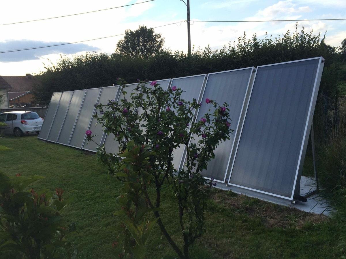 Sol-r projet solaire