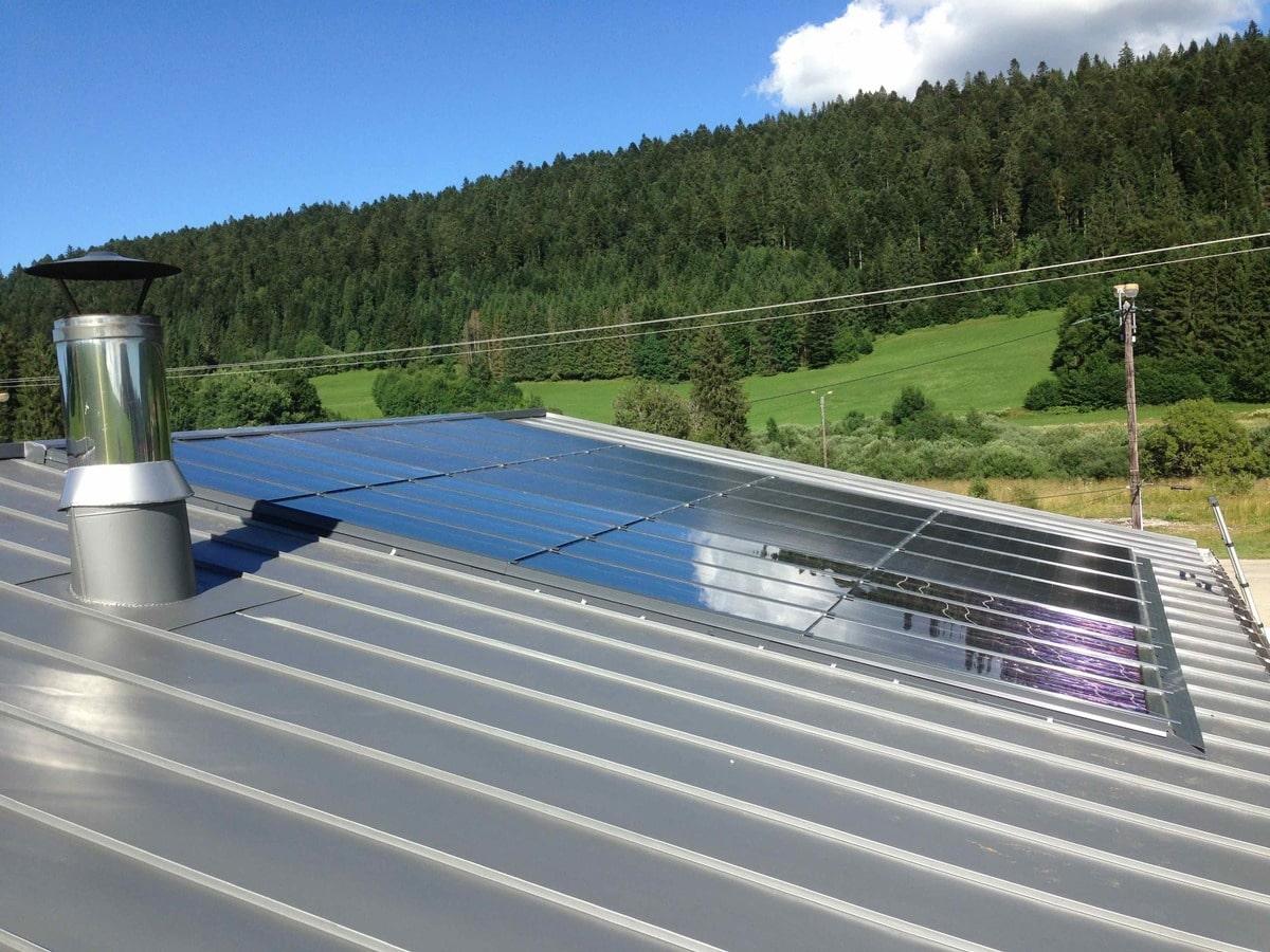 Sol-r installation de panneaux solaires