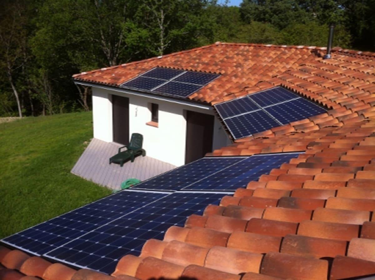 exemple panneaux solaires a3m