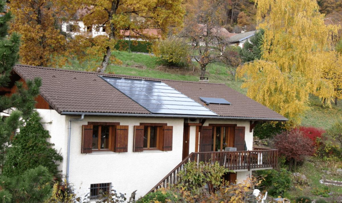 Sol'ene panneaux photovoltaiques