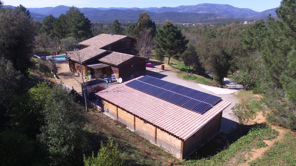 Toit solaire ICA3E