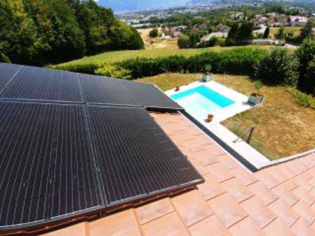 Toiture solaire OFG Électricité