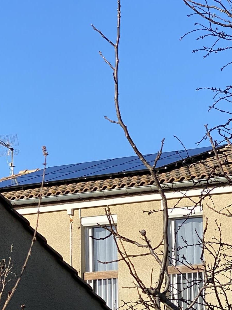 Toiture solaire Travaux Elec