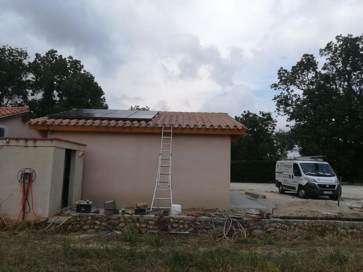 Top Energie installation solaire