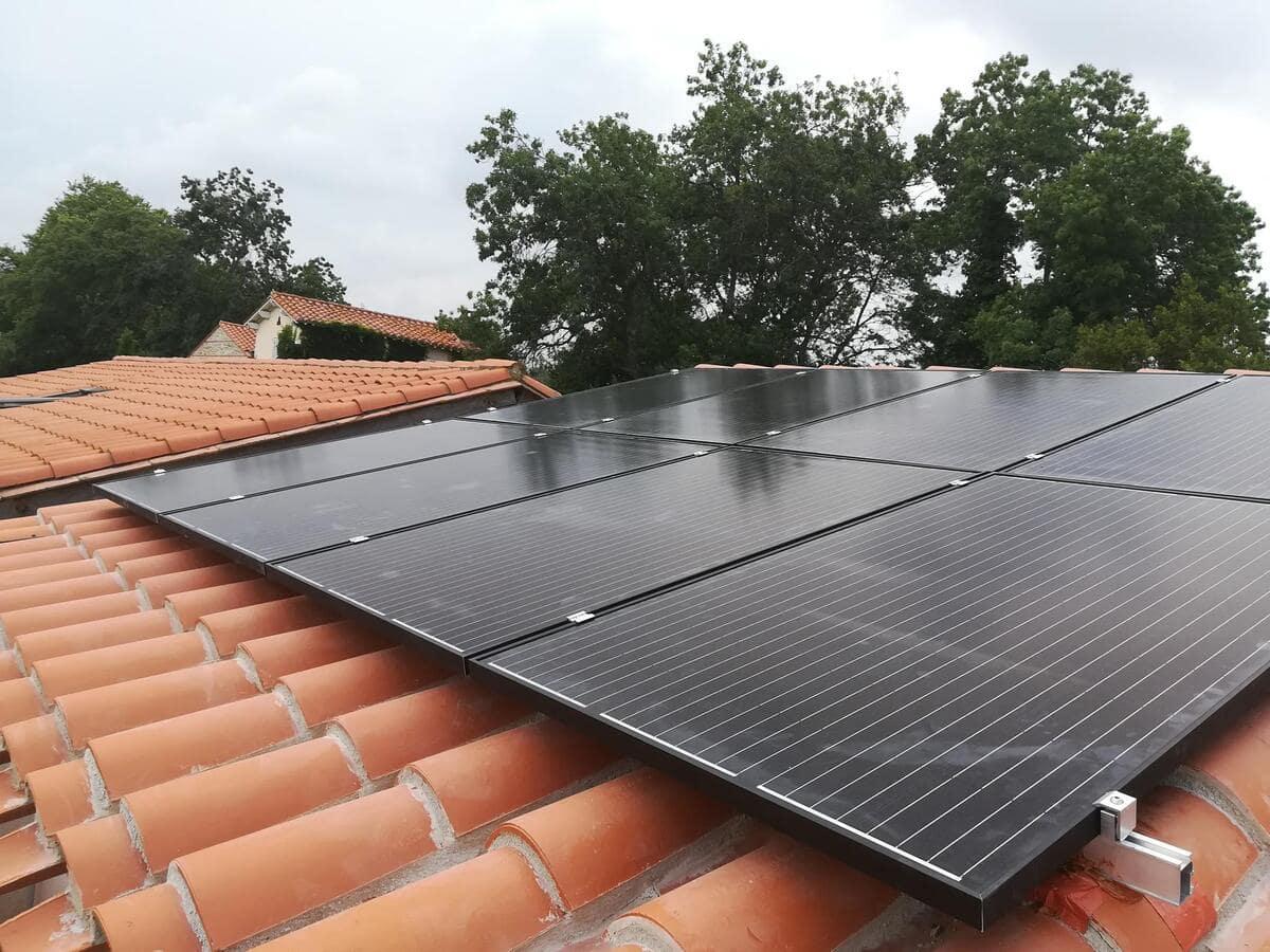 Top Energie installation photovoltaique