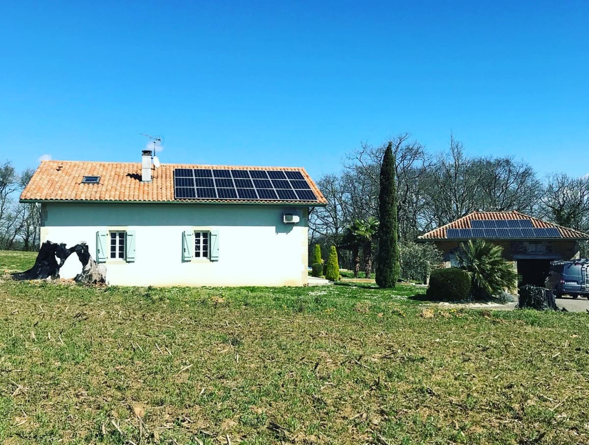 we sun panneaux solaires