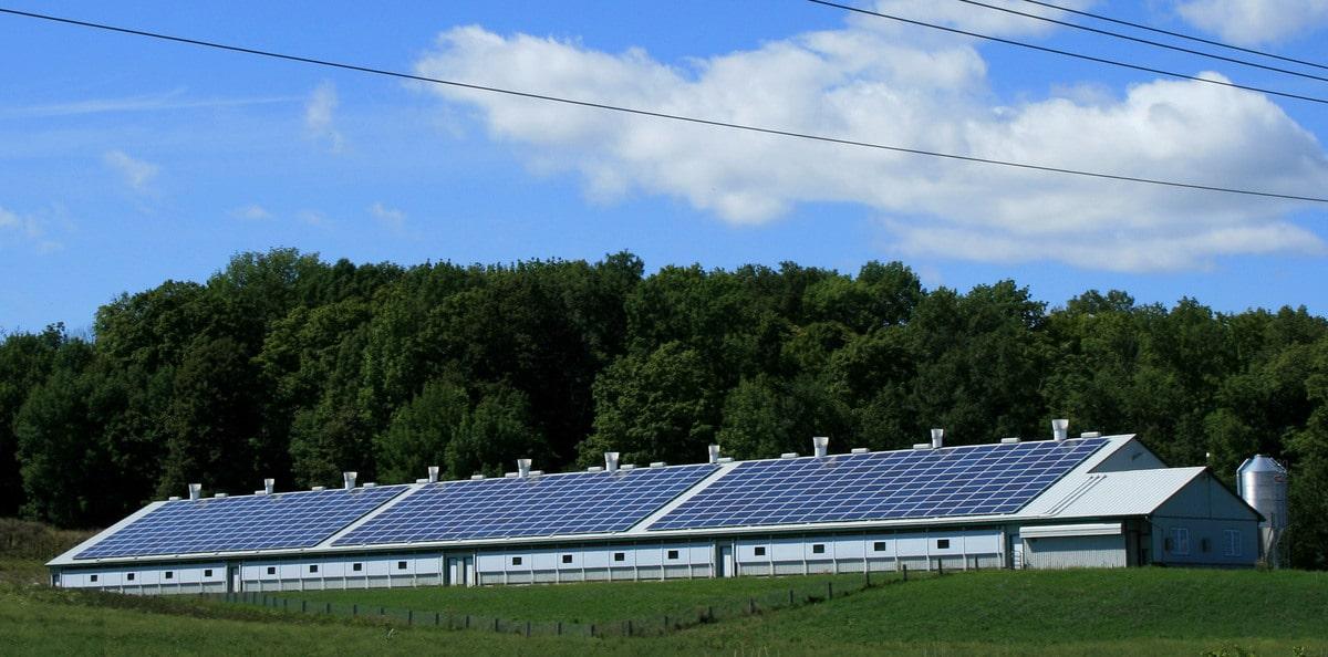Electricite et chauffage Weishaar realisation photovoltaique
