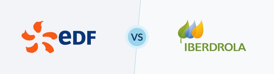 EDF ou Iberdrola comparaison des fournisseurs d'énergie
