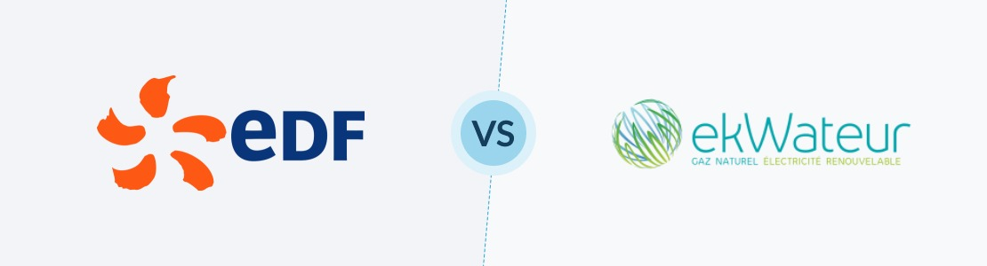 Choisir edf ou souscrire ekwateur comparaison des deux fournisseurs