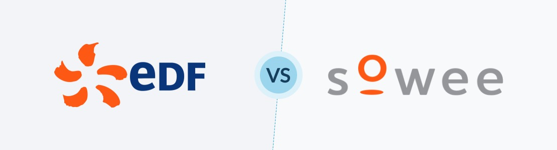 choisir edf ou souscrire sowee comparaison des deux fournisseurs