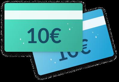 Gagnez 10€ pour chaque proche que vous parrainez !