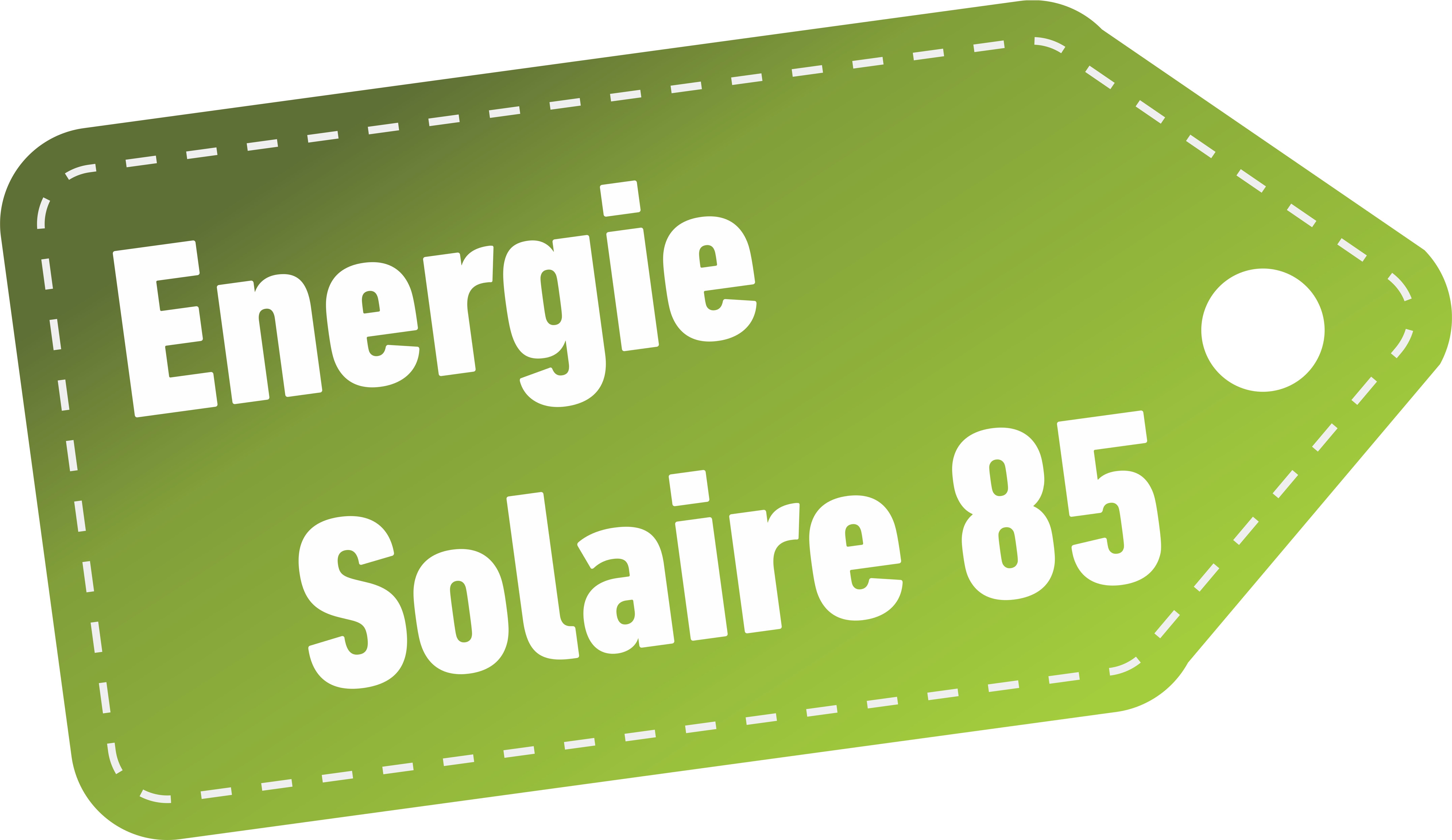 logo energie solaire 85