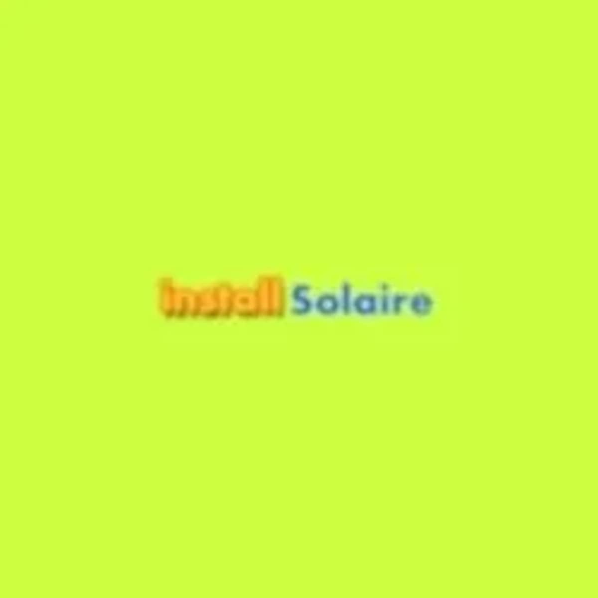Eis Install Energies-Install Solaire