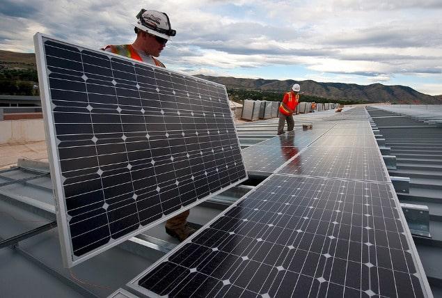 Attention aux annonces de panneaux solaires gratuit, cela peut-être une arnaque