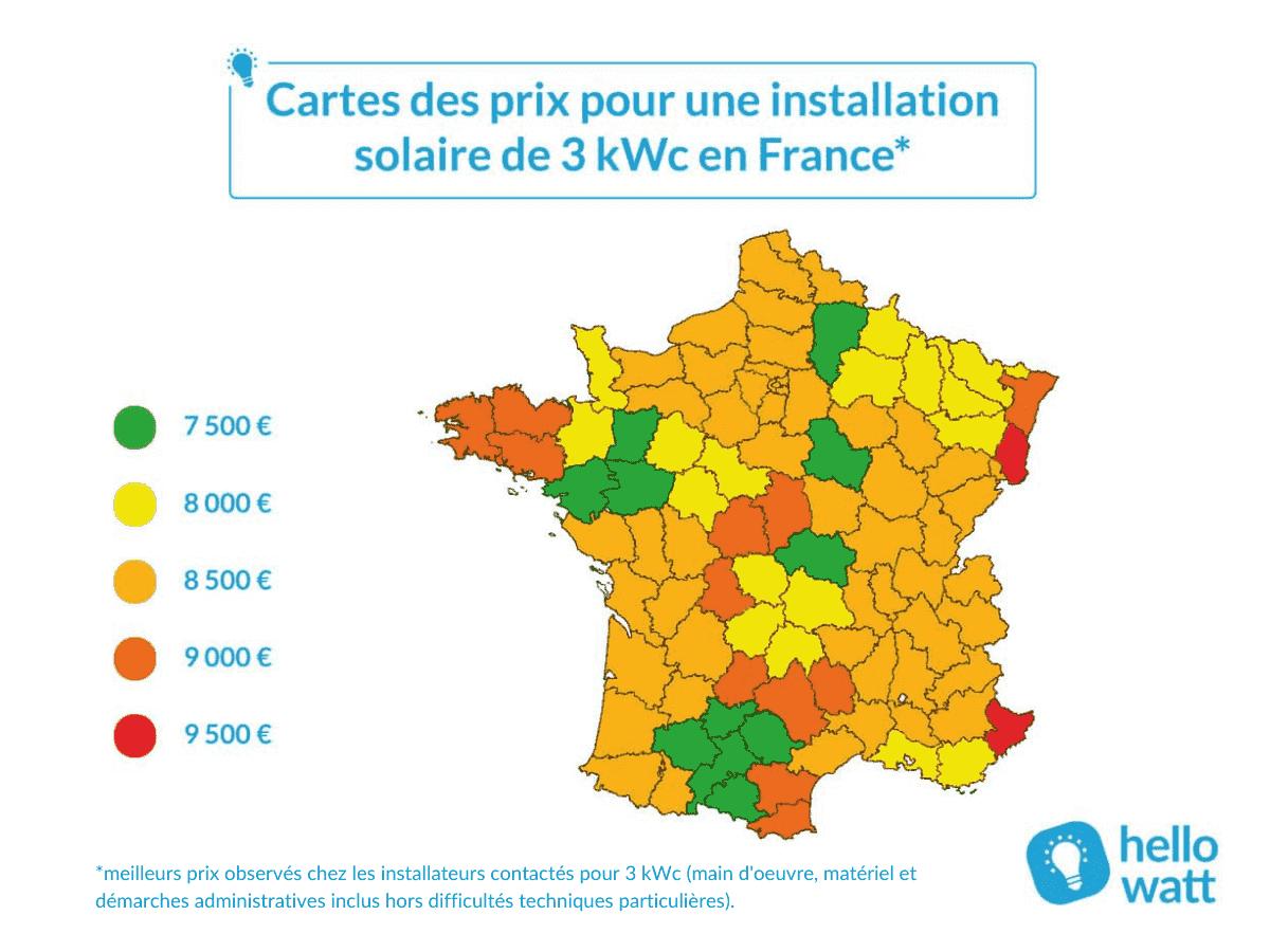 Coût et rentabilité d'une installation photovoltaïque maison