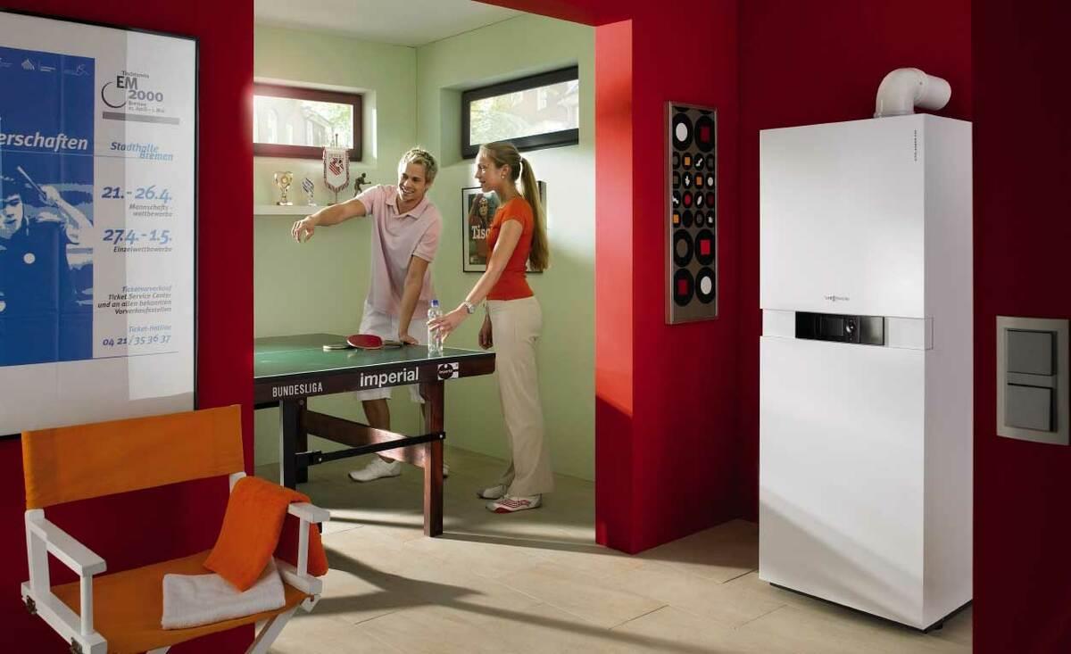 Une Chaudière À Condensation chaudière à gaz murale ou au sol : les avantages et