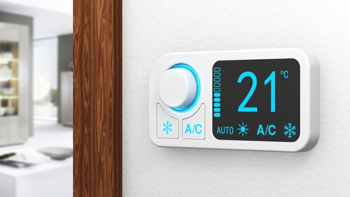 Programmateur de chauffage et thermostat connecté