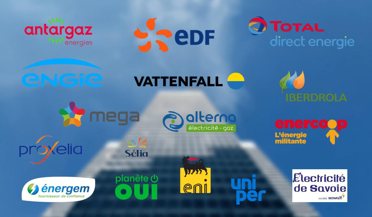 Liste Des Fournisseurs D Electricite Pour Les Professionnels