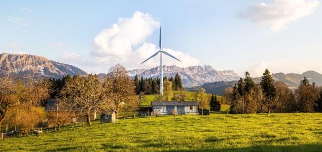 Éoliennes : les offres d'électricité verte ilek