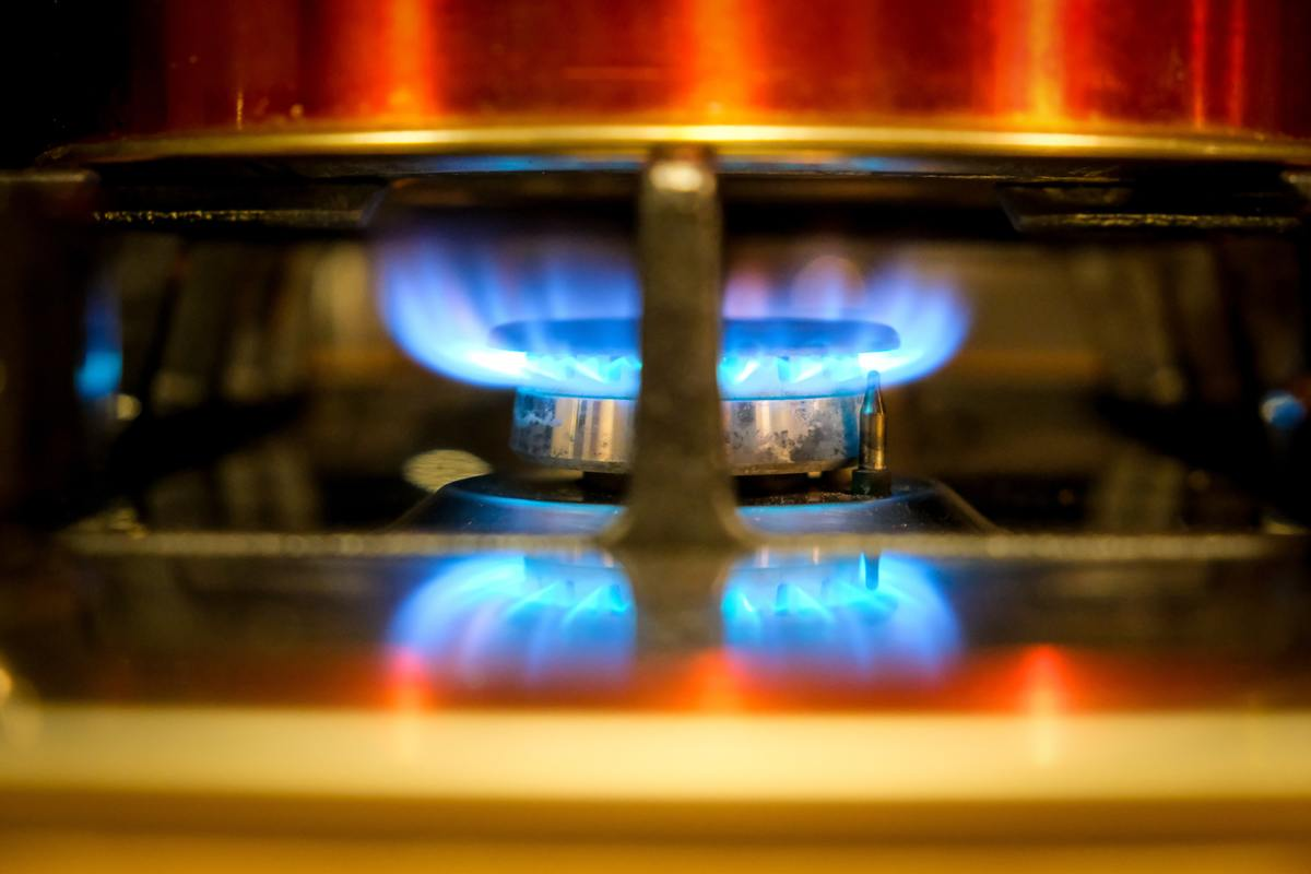 Index compteur de gaz
