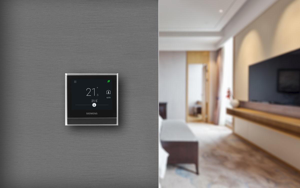A Quelle Hauteur Mettre Une Tele Au Mur thermostat d'ambiance connecté : où l'installer ? - hello watt