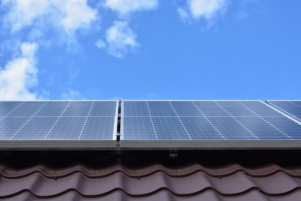 Panneaux aérovoltaïques