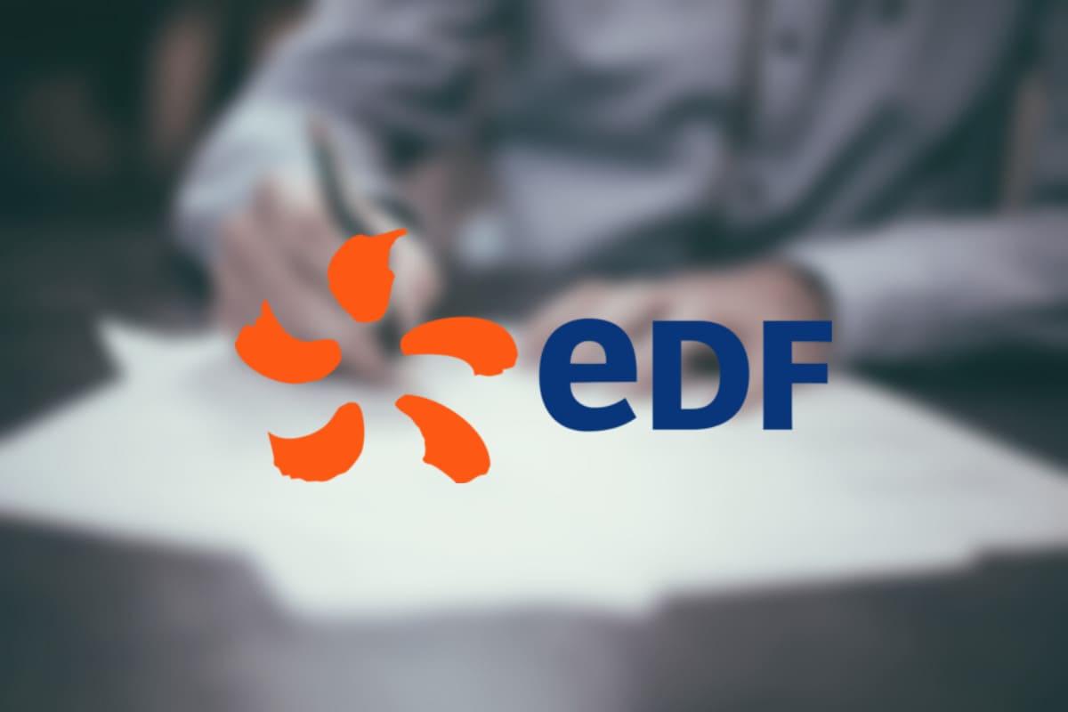 Résilier un contrat EDF délais frais