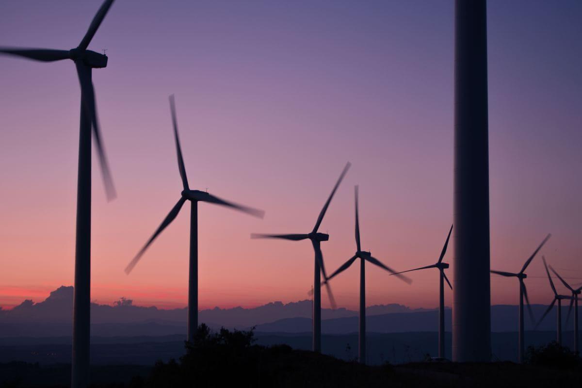 Stockage énergie éolienne