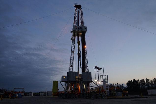 Taxes et contributions sur le gaz naturel