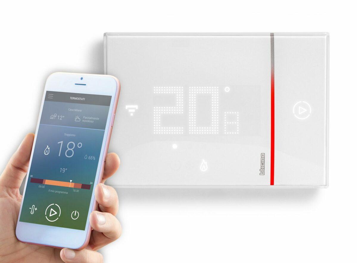 Quel prix pour un thermostat connecté pour pompe à chaleur