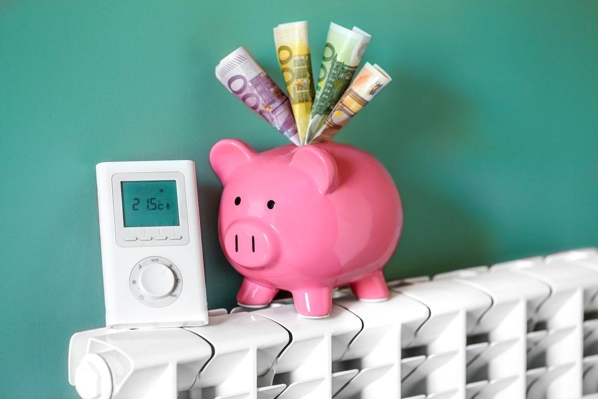 Quel est le prix d'un thermostat connecté ?