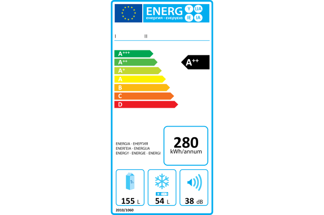 consommation electrique frigo classe énergétique