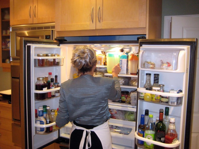 Consommation électrique frigo américain