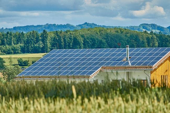 Principe de fonctionnement d'un panneau solaire photovoltaïque