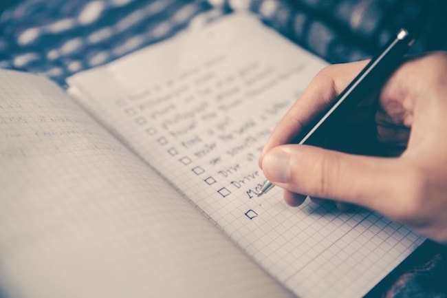 Checklist déménagement EDF GDF