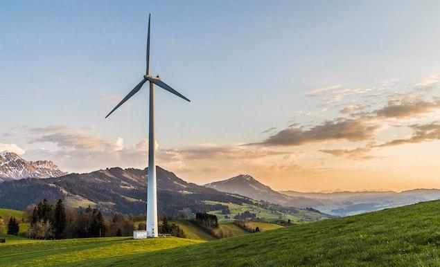 L'électricité Verte avec Total Spring