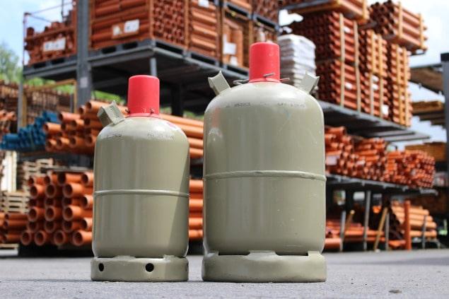 Liste des fournisseurs de gaz propane bombonnes
