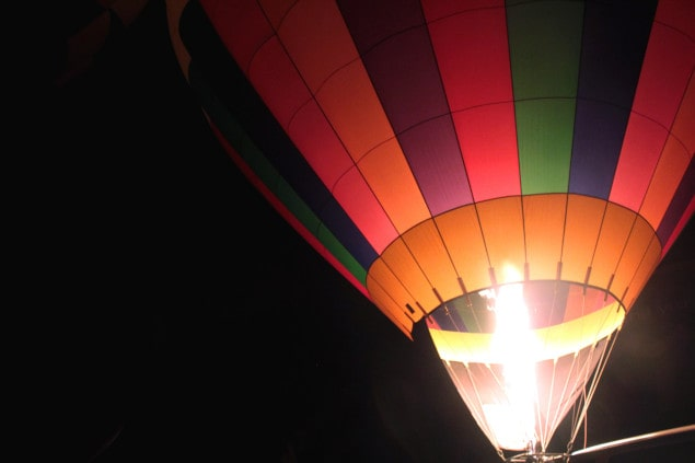 Fournisseurs gaz propane montgolfière