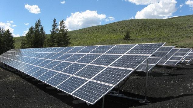 Solar coins panneaux solaires