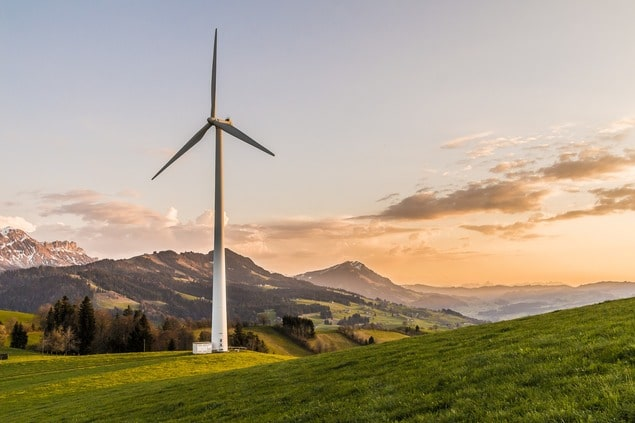 Energie verte éolienne