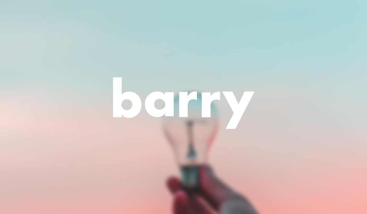 Nouveau fournisseur d'électricité Barry