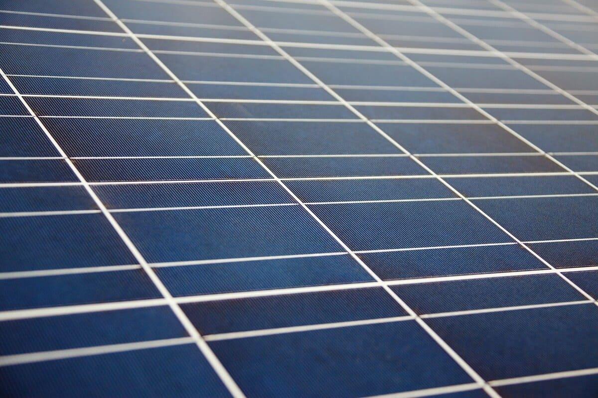 Énergie solaire confinement