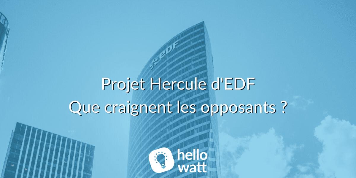 siège social edf projet hercule